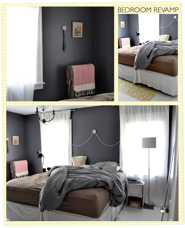 bedroom revamp