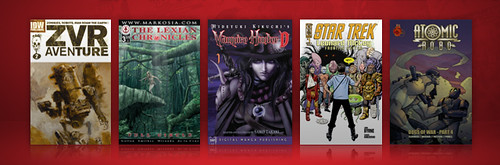 Digital Comics - 4/29/10