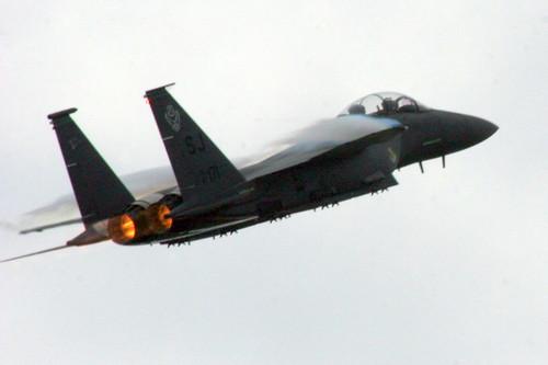Air Show: F-15