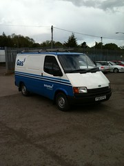 1979 British Gas Ford Transit