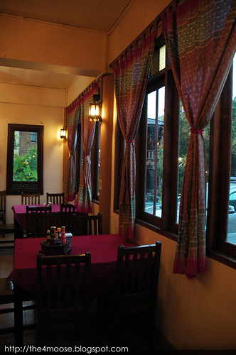 Ruean Thai - Breakfast Room