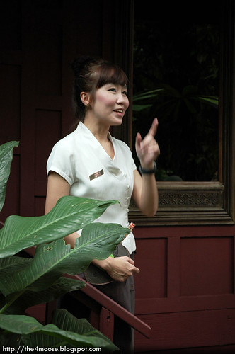 Jim Thompson House Museum - Tour Guide