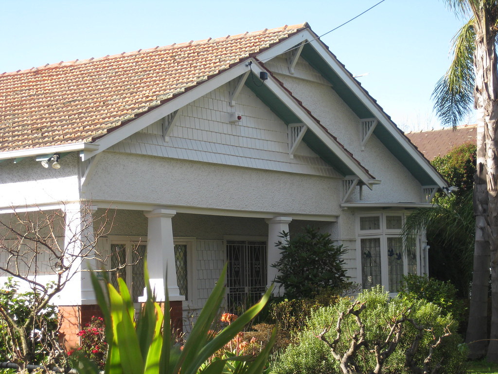 An Arts and Crafts Style Villa - The Grove, Coburg