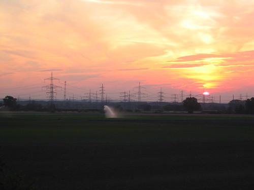 Windkraft Lanschaftsverschandelung