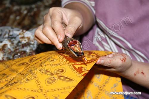 Trenggalek Batik Cloth