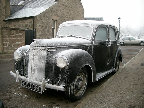 08 0356 - Frozen Ford Prefect,
