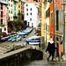 Riomaggiore, Cinque Terre, Italy '08