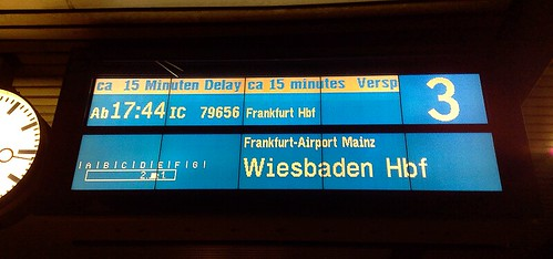Verpsätung in Fulda