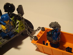 What are you doing there! (bkolling) Tags: power lego miners bartko legoset powerminers bkolling