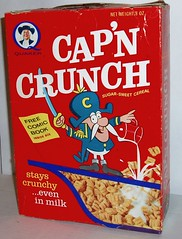 1963 Cap'n Crunch box