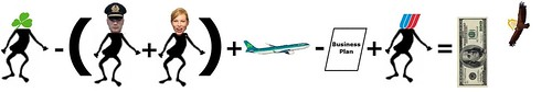 Aer Lingus Rationale for United JV
