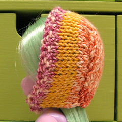 helmet1b (Helena / Funny Bunny) Tags: doll knit straighthair 1972 trials embla helmets prototypes funnybunny emeraldwitch