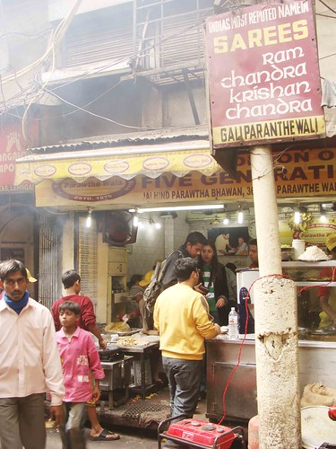 Just Parathas