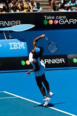 Australian Open-Serena Williams