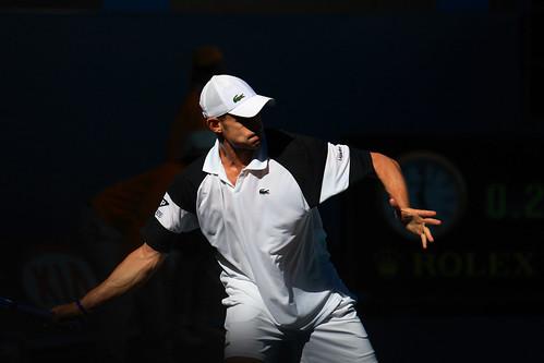 Australian Open 2009 Andy Roddick