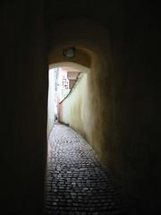 Kleinste straatje van Oost-Europa