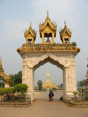 De nationale trots van Laos