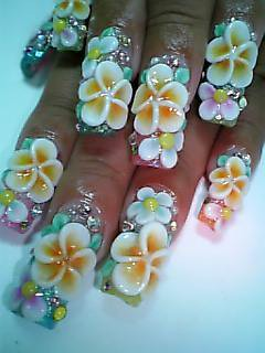 ★My sister's nails★ by Pinky Anela.