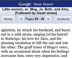 ipod touch google books