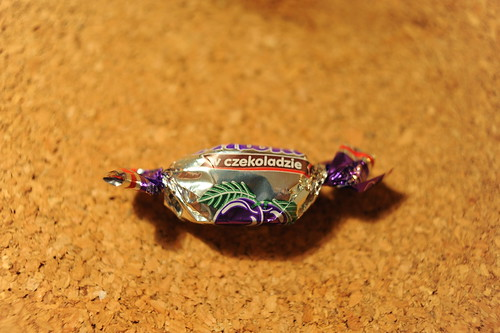 ポーランドのチョコ