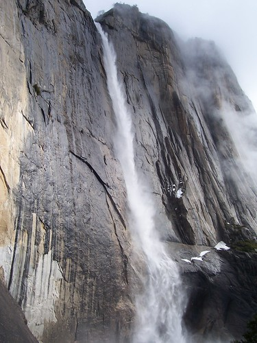 Photo of the Day: Upper Yosemite Fall by Kirk Kittell