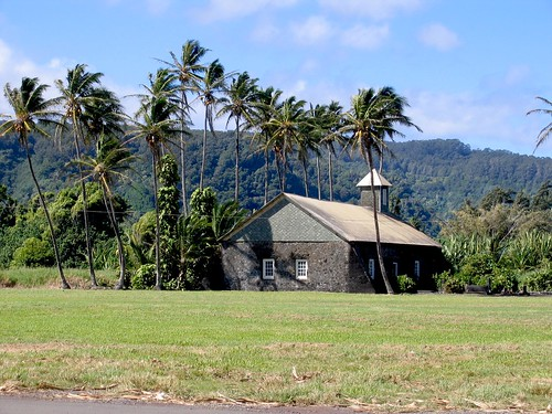 Old Maui Church