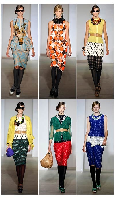 Marni Spring 2009 Collection