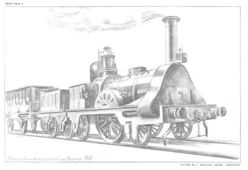 009- Ferrocarriles