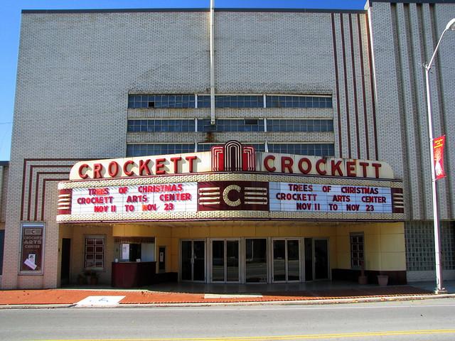 Crockett Theater - Lawrenceburg, TN
