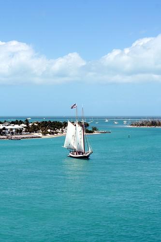 sailboat keywest