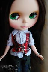 blythe Friendly Frecklesblack hair-04