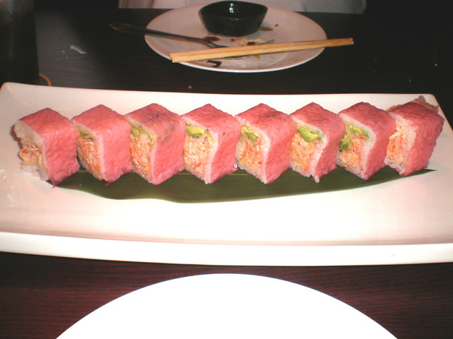 Pink Leopard @ Mt. Fuji,  Uptown Minneapolis