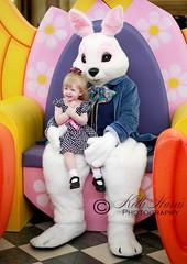 All Smiles for the Easter Bunny (KelliHarris) Tags: bunny easter riley texarkana centralmall