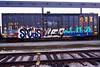 ETC (TRUE 2 DEATH) Tags: california railroad streetart art train graffiti tag graf trains railcar etc spraypaint boxcar railways railfan freight csx freighttrain lep rollingstock spok spoks benching freighttraingraffiti qwit