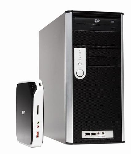 Acer Aspire Revo, Hornet