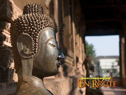 Haw Pha Kaeo Emerald Buddhas