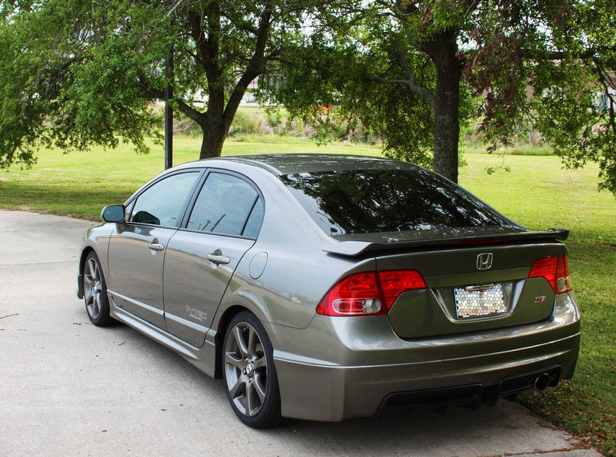 ride of the month   april voting   8th generation honda civic forum