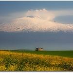 L'Etna e la Piana di Catania
