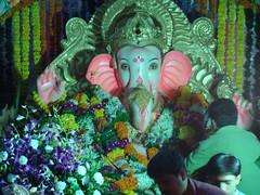 DSC01530 (mukhi) Tags: india ganesha god indian elephantgod hinduism ganpati indianfestivals hindugod ganeshutsav