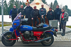 2009 04 05_TZ3_0009_bearbeitet-1 (urs.guzziworld) Tags: moto motoguzzi guzzi gespann