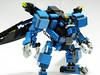 BlueMecha With Giant Cannon. (IcedPlusCoffee) Tags: lego foitsop