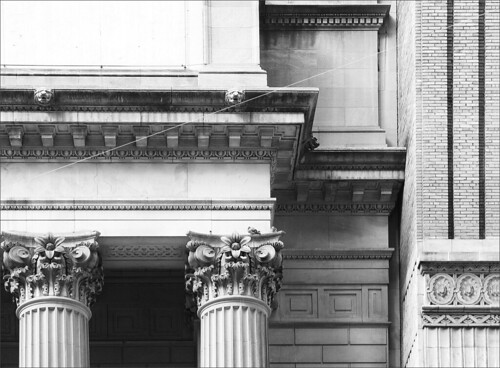 Architectural Details, downtown