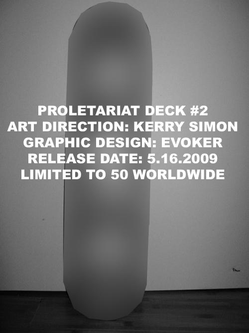 proletariat deck #2