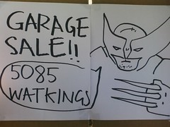 Internet Garage Sale: The trust of Twitter, the auctions of eBay, the design of Craigslist