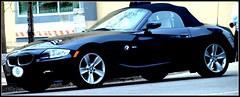 BMW Z3 (dax46407) Tags: black car convertible olympus z3 roadster bmwz3 e520