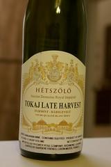 2006 Hetszolo Tokaj Late Harvest