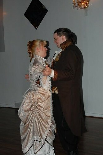 red and purple wedding themes Steampunk Wedding steam punk wedding suits