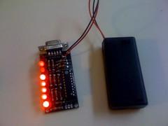 私が作ったマイクロコントローラ