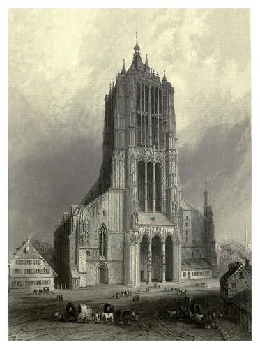 002- Catedral de Ulm 1844