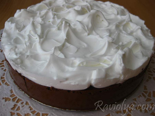 Фото торт \'Шоколадный мусс\'